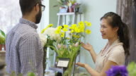 Buying Flowers for Someone Special video