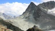 Cabane des Dix in the Valais Canton, Switzerland video