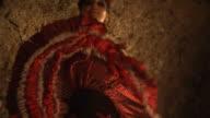 Cabaret dancer video