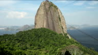 Cable Car to Sugar Loaf Mountain in Rio video
