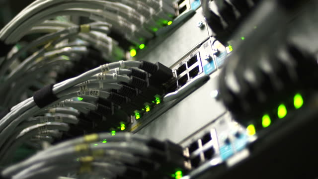 PAN Cable Network Close-up video