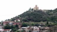 Cableway in Tbilisi, Georgia video