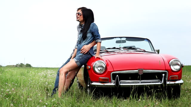 Cabriolet Freedom Couple video