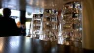 cafe in Zurich video