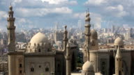 Cairo. Clouds. Egypt video