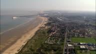 Calais And Harbour  - Aerial View - Nord-Pas-de-Calais, France video