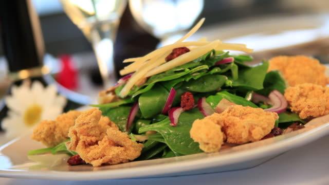 Calamari Salad video