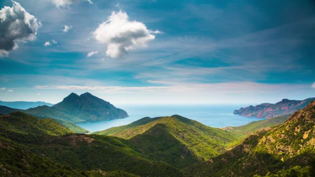 TIME LAPSE: Calanche Corsica video