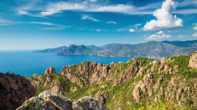 TIME LAPSE: Calanche - Corsica video