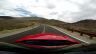 California 130 West - From Death Valley to Sequoia video