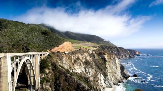 California Coast video
