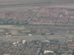 California Desert: Palm Springs / Coachella Valley from Above, Pull video