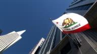 california flag video