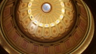 California State Capital Building Dome video