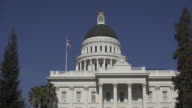 California State Capitol Building video