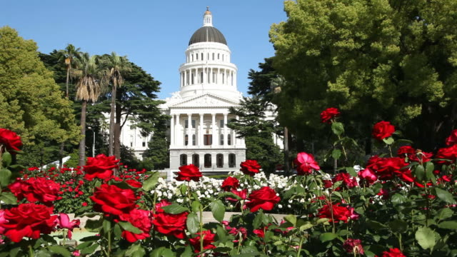 California State Capitol video