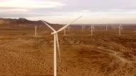 California Wind Turbines video