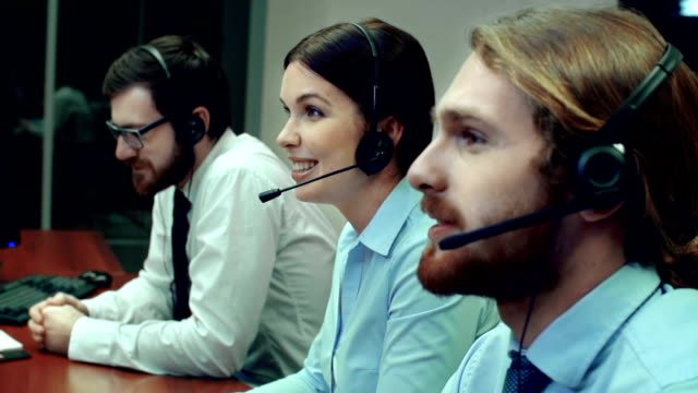 Call Center Service video