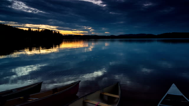 Calm Lake video