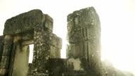 Cambodian UNESCO World Heritage Site Beng Melea temple video HD video