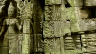 Cambodian UNESCO World Heritage Site Khmer temples video HD video