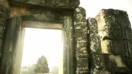Cambodian UNESCO World Heritage Site Phnom Bakheng temple video HD video