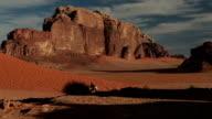 camels, bedouin, wadi rum, valley of the moon video