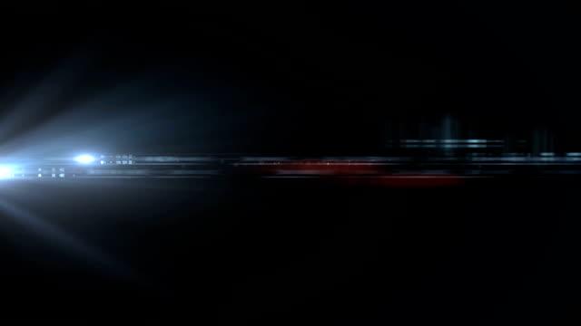Camera Flashes Under The Spotlights video