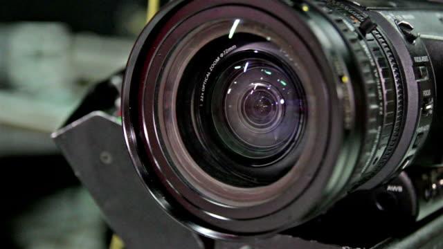 camera lens video
