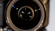 Camera lens, zoom, close up video