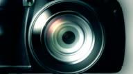 Camera parts animation video