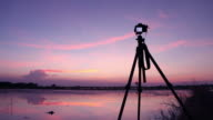 Camera shooting Time Lapse video
