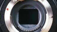 Camera Shutter and Sensor video