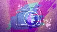 DSLR Camera video