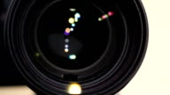 Camera zoom lens, glare, close up video
