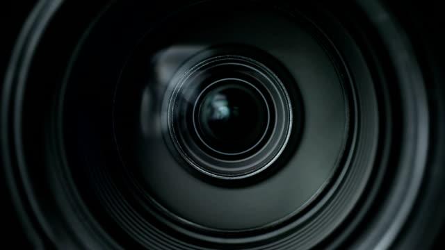 Camera zoom video