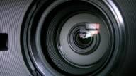 Camera zoom. video