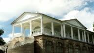 Cameron Gallery, Tsarskoe selo, St. Petersburg, Russia video