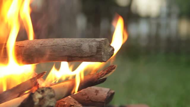 Camp Fire video