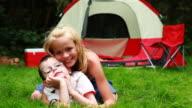 Camping Fun video