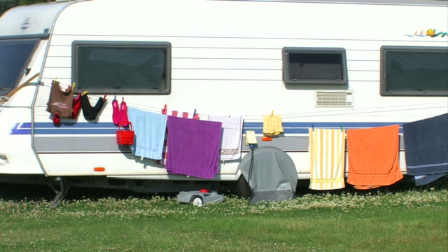 Camping Trailer video