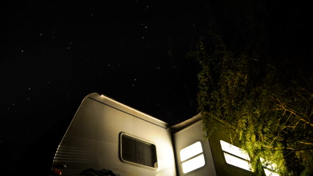 Camping Under Flying Stars video