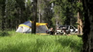 Camping video