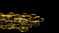 Canadian Dollar Coin Loonie video