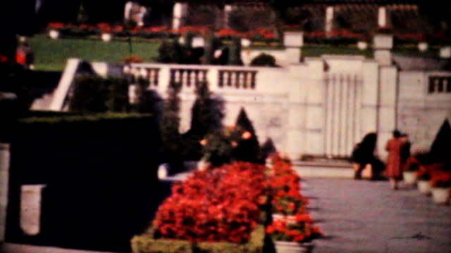 Canadian Parliament Buildings Ottawa 1958-Vintage 8mm film video
