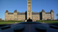 Canadian Parliament Buildings video