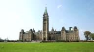Canadian Parliament time lapse video