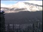 Canadian Rockies View: Banff, Alberta.  Canada video