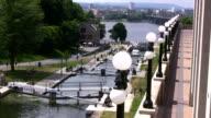 Canal Locks video