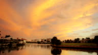 Canals of Marco Island, Florida video